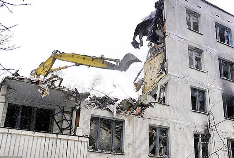 Сроки сноса пятиэтажек и переселения в рамках программы реновации