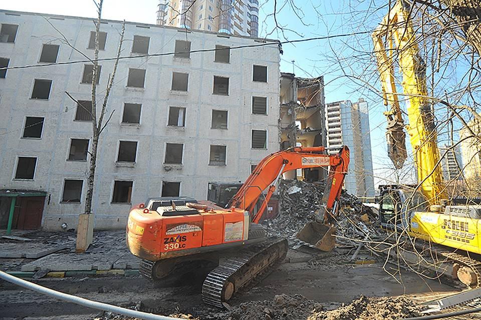 Вторая волна программы реновации в москве: списки пятиэтажек под снос, сроки и адреса переселения, последние новости