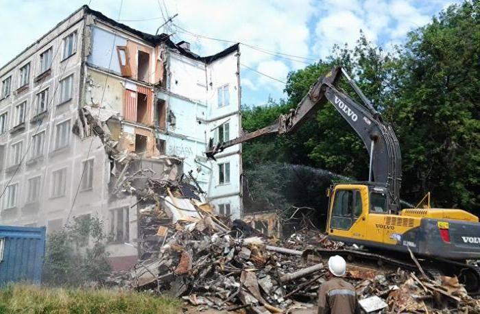 Программа сноса пятиэтажек до 2025 года в москве: какие гарантии дают горожанам власти?
