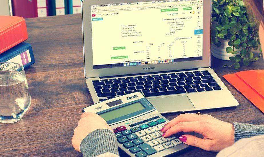 Подсчет информации о доходах и алиментах