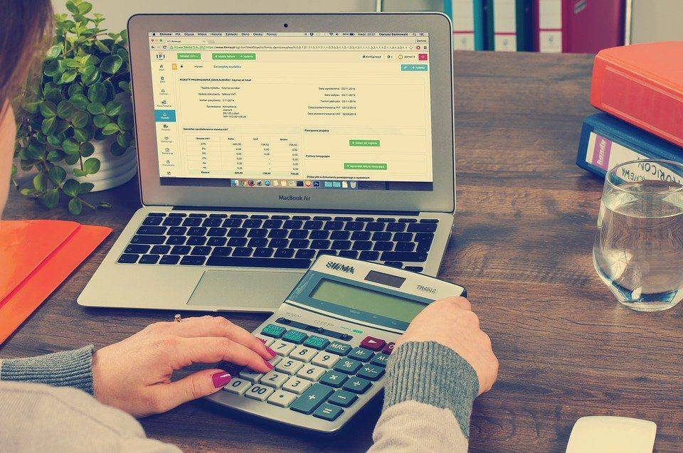 Расчет выплат в бухгалтерии