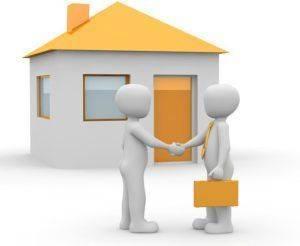 Договорённость при разделе имущества