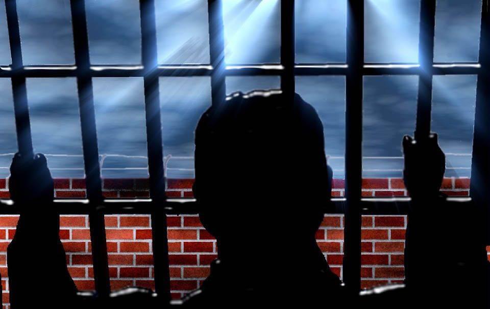 Бывший муж в тюрьме