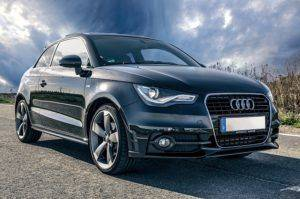 Автомобиль Audi A1