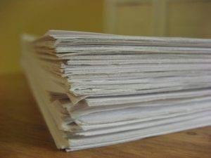 Документы на отказ от алиментов