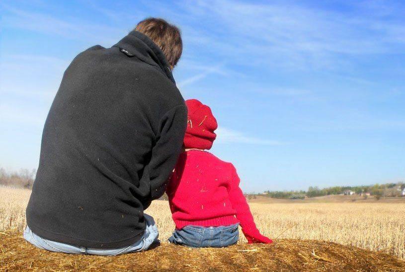 Отец хочет оставить ребенка у себя