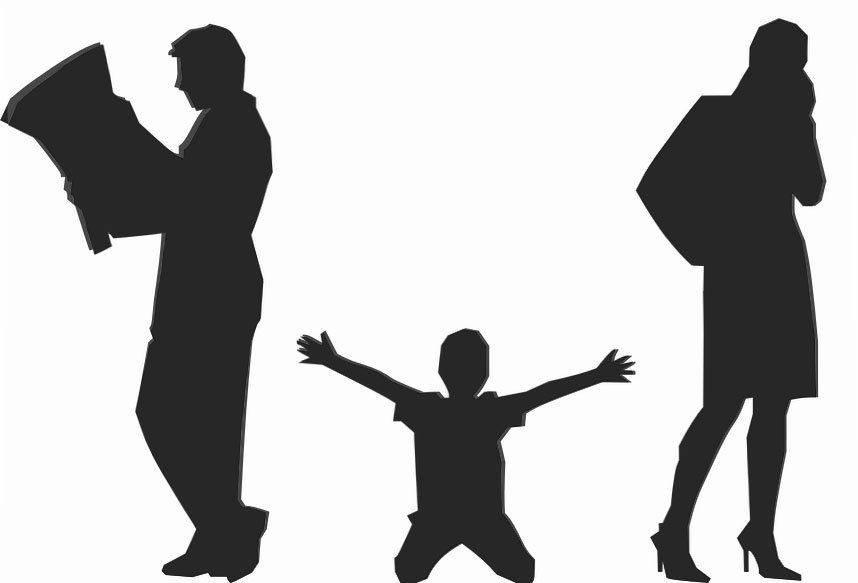 Развод при несовершеннолетнем ребенке