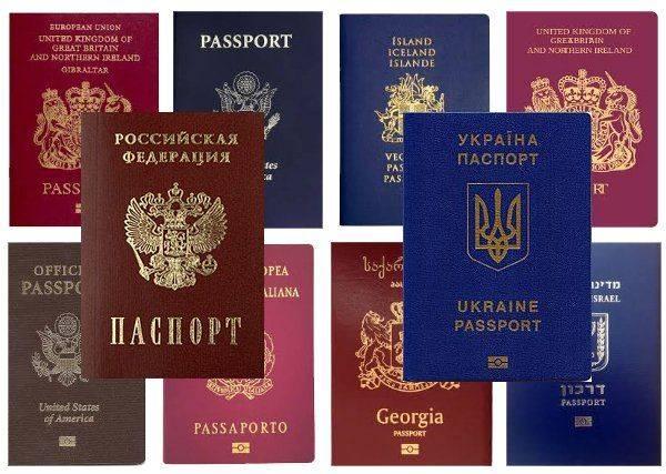 Развод с иностранцем: граждан Украины в России