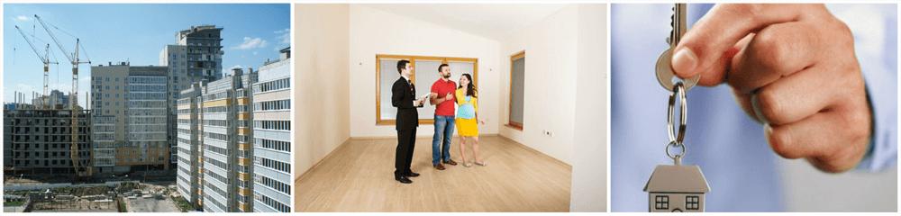 Как купить квартиру в новостройке в ипотеку - ипотека - журнал домклик