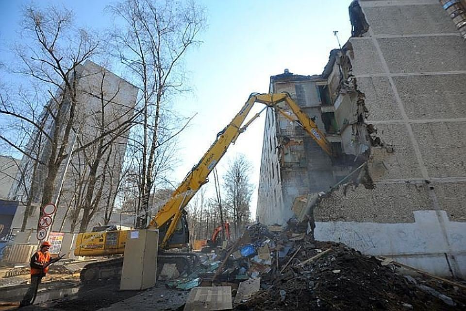 """Нормативная основа для сноса пятиэтажек в москве и ее состав. кому выгоден закон о реновации и сносе """"несносимых"""" домов"""