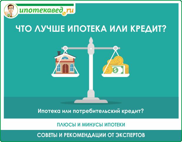 Что такое ипотека — ее особенности, преимущества и недостатки