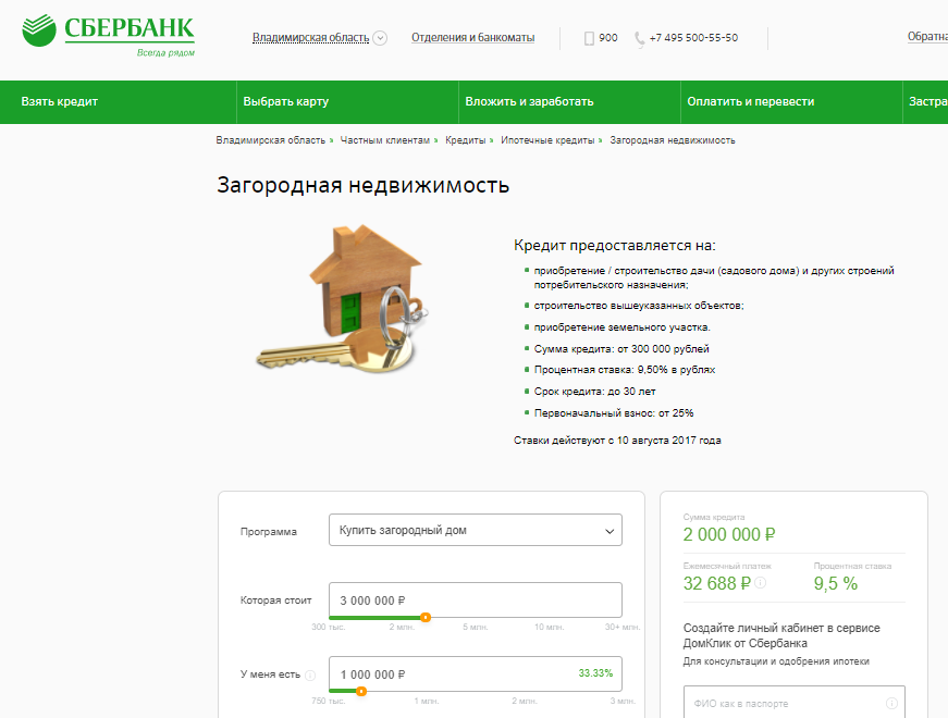 Документы для ипотеки в сбербанке на квартиру или дом: список нужных для оформления документов