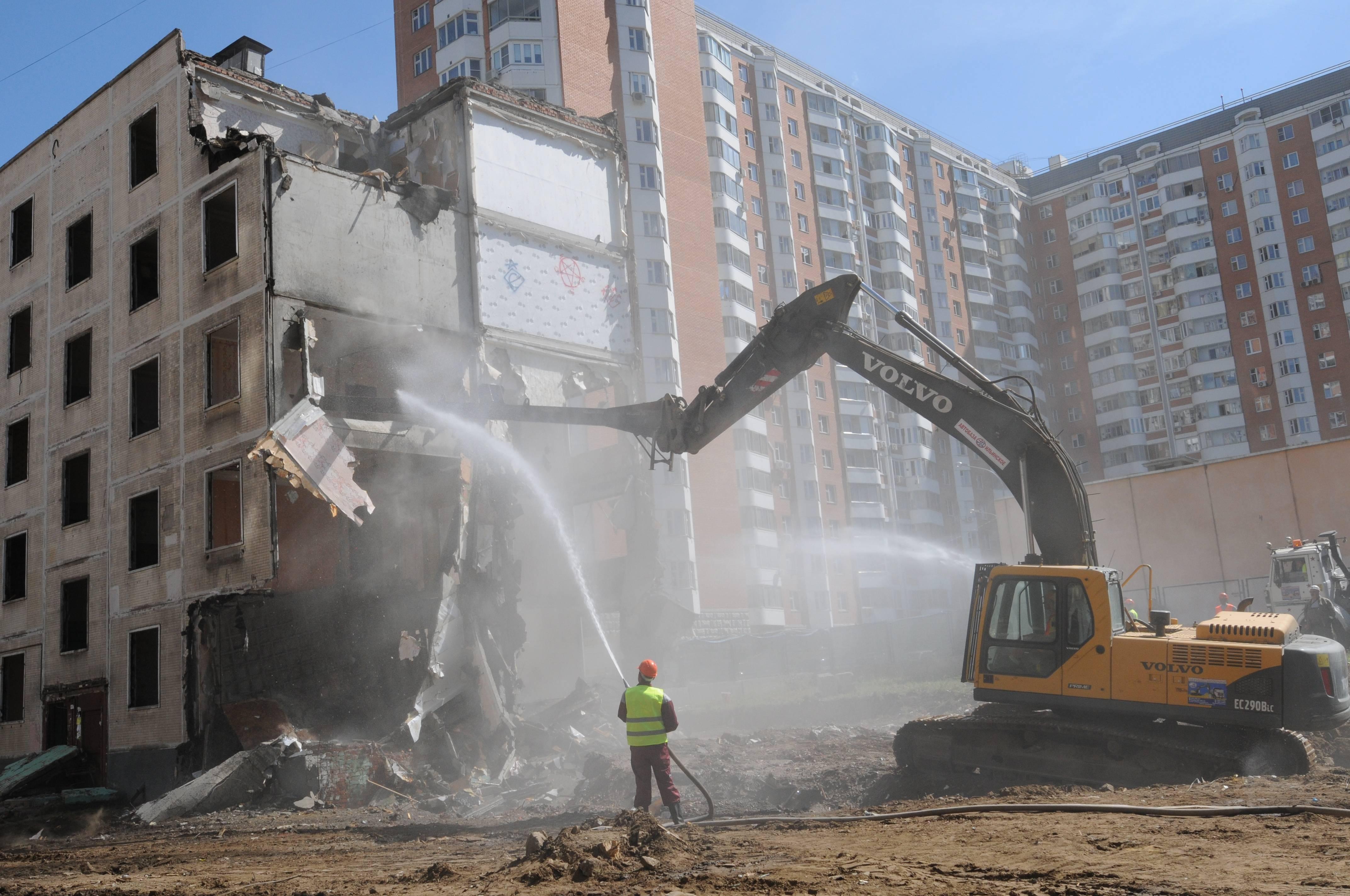 Программа реновации в юго-западном административном округе: график сноса пятиэтажек, стартовые площадки, последние новости