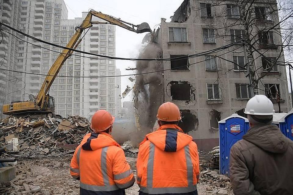 Вторая волна реновации пятиэтажек в москве, список адресов и информация по программе