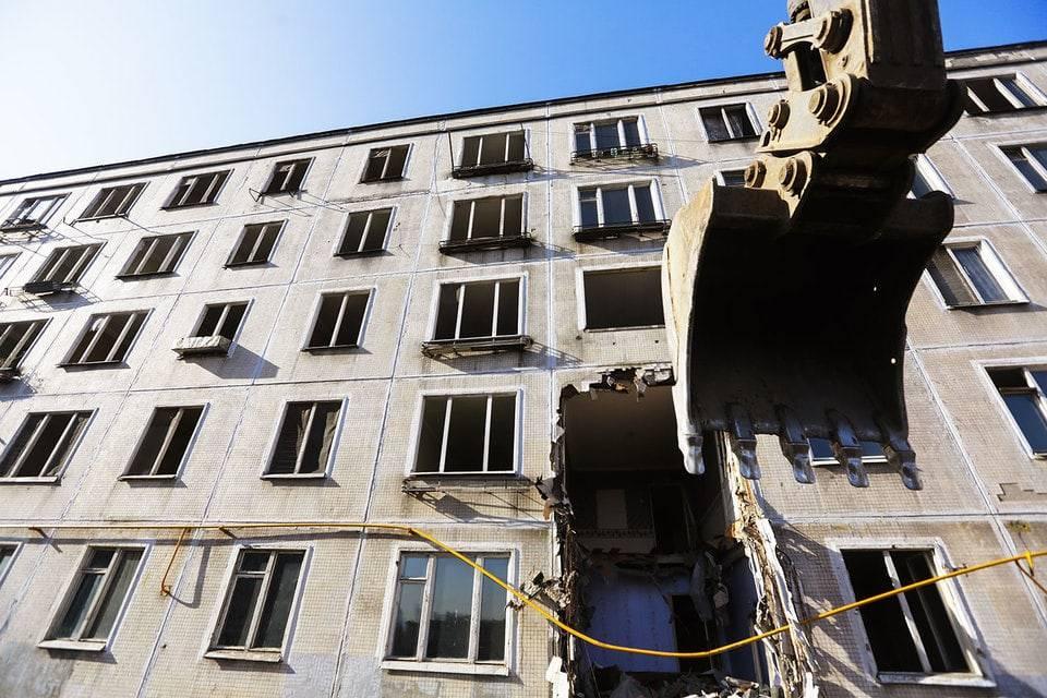 Как узнать когда снесут дом по программе реновации: официальный сайт и телефон горячей линии? сроки переселения