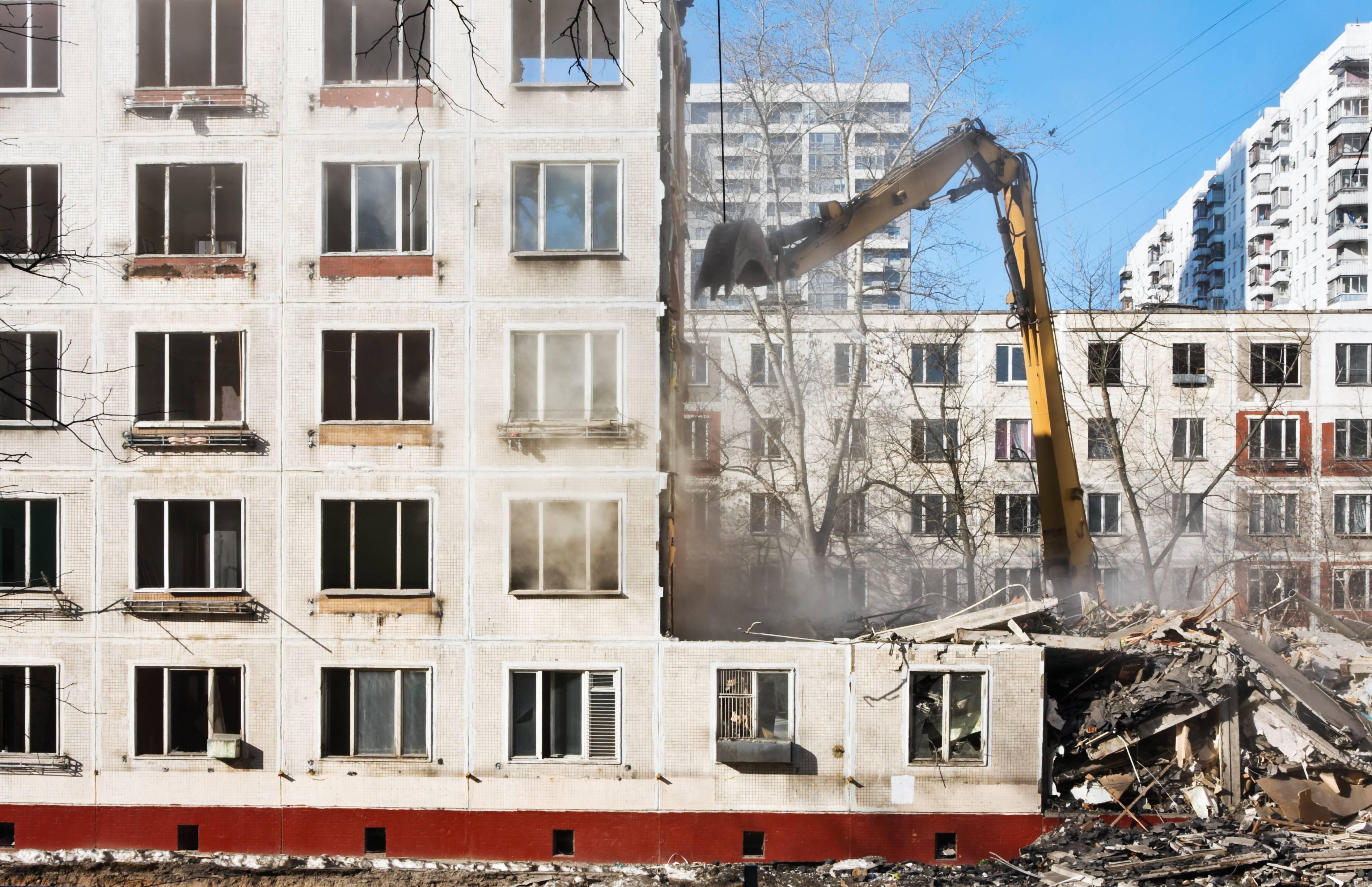 График переселения жильцов по реновации утвержден